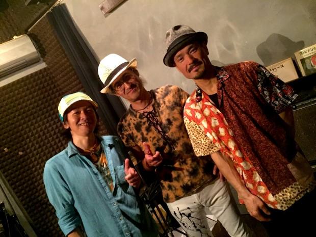 Trio Oddball